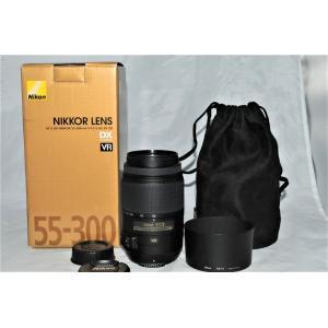 Nikon 望遠ズームレンズ AF-S DX NIKKOR 55-300mm F4.5-5.6G ED VR