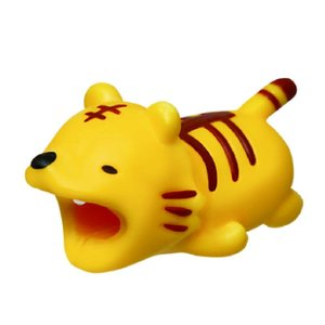 ケーブルバイト タイガー(iPhone純正ケーブル用アクセサリー)