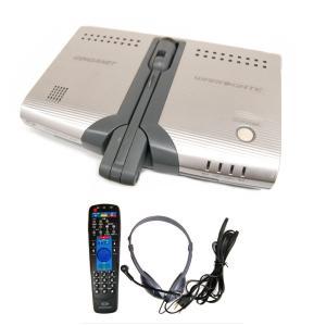 (中古品)ギンガネット WARPGATE 601(本体GN601-WG+リモコン+ヘッドセット) テレビ会議(送料別商品)|yleciel