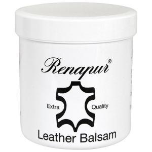 Renapur(ラナパー) 革のお手入れ(250ml、スポンジ2個付) 革 革製品 レザー 手入れ(...