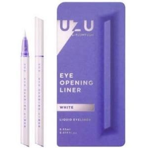 UZU(ウズ) アイオープニングライナー 0.55ml 《ホワイト(White)》(定形外郵便、代引不可、送料別商品)|yleciel