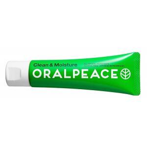 オーラルピース クリーン&モイスチュア 80g (定形外郵便、代引不可、送料別商品)|yleciel