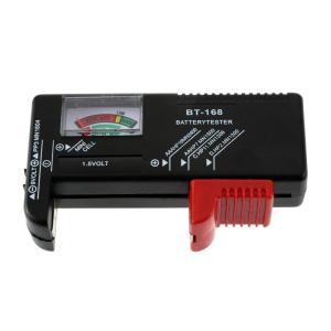クロスワーク バッテリーテスター/電池残量測定器(ゆうパケット、代引不可、送料別商品)|yleciel
