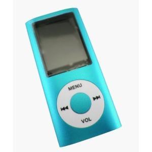 MP3/AMV対応 音楽プレーヤー 《ブルー》 デジタルミュージックオーディオプレーヤー(定形外郵便、代引不可、送料別商品)|yleciel