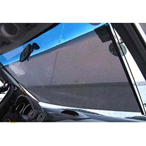 車用 ロール式サンシェード 吸盤 簡単取付 紫外線 バイザー 日差し 日よけ(送料別商品) yleciel