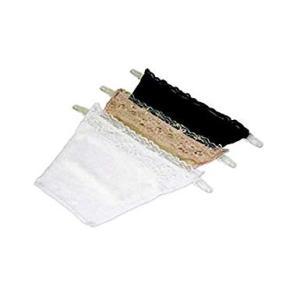 キャミ風 トップカバー 3枚セット 《Aタイプ》 胸元隠し チラ見え防止 インナー ブラカバー チューブトップ(定形外郵便、代引不可、送料別商品)|yleciel