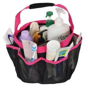 水泳 風呂用バッグ 《ピンク》 収納バック 小物入れ(ゆうパケット、代引不可、送料別商品)