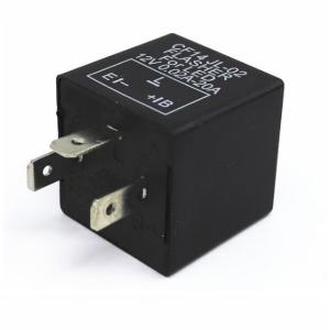 LED対応 CF14 ハイフラ防止 純正交換 3ピン汎用ICウインカーリレー(定形外郵便、代引不可、送料別商品) yleciel