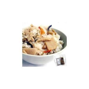 混ぜご飯/炊き込みご飯 の素 国産 たけのこご飯の素 (2合炊き) 【ポスト投函便対象】遠忠食品(創業100年超の老舗)|ymaguu