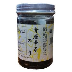 佃煮 青唐辛子のり 140g 遠忠食品(創業100年超の老舗)|ymaguu