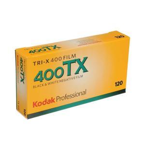 《新品アクセサリー》 Kodak (コダック) TRI-X 400 120 5本パック ymapcamera