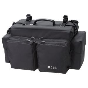 《新品アクセサリー》 f.64 (エフロクジュウヨン) プロフェショナルバッグ NSCX2 F64NSCX2 ブラック〔メーカー取寄品〕|ymapcamera
