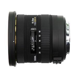 《新品》 SIGMA(シグマ) 10-20mm F3.5 EX DC HSM(ニコン用)|ymapcamera