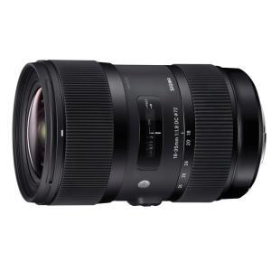 《新品》 SIGMA(シグマ) A 18-35mm F1.8 DC HSM(キヤノン用)[ Lens | 交換レンズ ]|ymapcamera