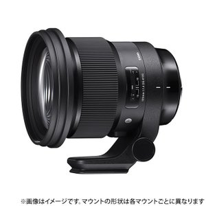《新品》SIGMA (シグマ) A 105mm F1.4 DG HSM(ソニーE用/フルサイズ対応) ymapcamera