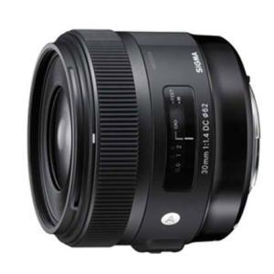 《新品》 SIGMA(シグマ) A 30mm F1.4 DC HSM (キヤノン用)[ Lens | 交換レンズ ]|ymapcamera