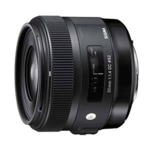 《新品》 SIGMA(シグマ) A 30mm F1.4 DC HSM (ニコン用)[ Lens | 交換レンズ ]|ymapcamera