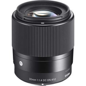 《新品》 SIGMA (シグマ) C 30mm F1.4 DC DN(ソニーE用)|ymapcamera