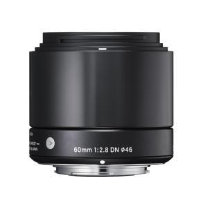 《新品》 SIGMA(シグマ) A 60mm F2.8 DN(マイクロフォーサーズ用) ブラック|ymapcamera