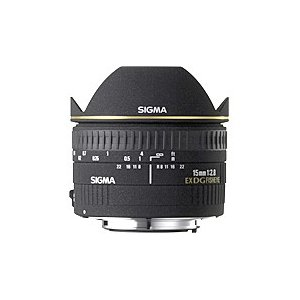 《新品》 SIGMA(シグマ) 15mmF2.8EX DG DIAGONAL FISHEYE(ニコンマウント)|ymapcamera
