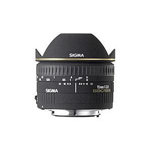 《新品》 SIGMA(シグマ) 15mmF2.8EX DG DIAGONAL FISHEYE(ペンタックスマウント)|ymapcamera
