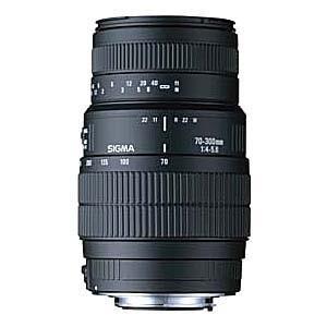 《新品》 SIGMA(シグマ) 70-300mm F4-5.6DG MACRO(キヤノン用)|ymapcamera