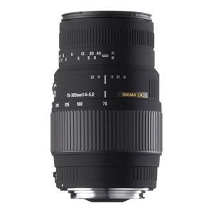 《新品》 SIGMA(シグマ) 70-300mm F4-5.6 DG MACRO (ニコン用)