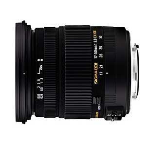 《新品》 SIGMA(シグマ) 17-50mm F2.8 EX DC OS HSM (ニコン用)※お一人様1点限り|ymapcamera