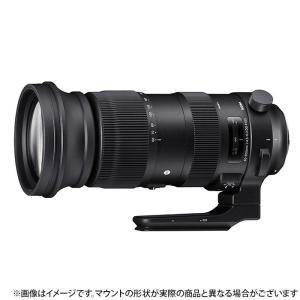 《新品》SIGMA (シグマ) S 60-600mm F4.5-6.3 DG OS HSM(ニコン用)|ymapcamera