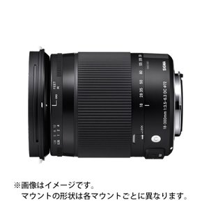 《新品》 SIGMA(シグマ) C 18-300mm F3.5-6.3 DC MACRO HSM(ペンタックス用)|ymapcamera
