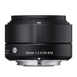 《新品》 SIGMA(シグマ) A 30mm F2.8 DN (ソニーE用) ブラック|ymapcamera