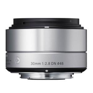 《新品》 SIGMA(シグマ) A 30mm F2.8 DN (ソニーE用) シルバー ymapcamera