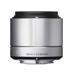 《新品》 SIGMA(シグマ) A 60mm F2.8 DN(マイクロフォーサーズ用) シルバー|ymapcamera