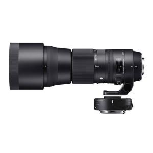《新品》 SIGMA(シグマ) C 150-600mm F5-6.3 DG 1.4xテレコンバーターキット(キヤノン用)|ymapcamera