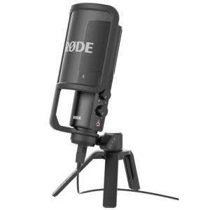 《新品アクセサリー》 RODE (ロード) USB接続コンデンサーマイク NT-USB〔メーカー取寄品〕|ymapcamera