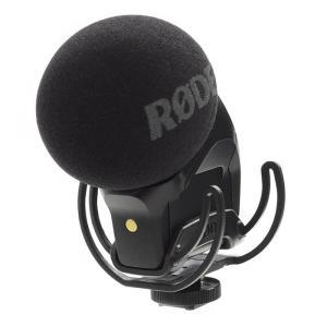 《新品アクセサリー》 RODE(ロード) Stereo VideoMic Pro Rycote|ymapcamera
