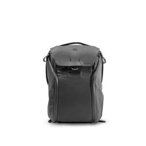 《新品アクセサリー》peak design (ピークデザイン) エブリデイバックパック 20L V2 BEDB-20-BK-2 ブラック|ymapcamera