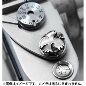 《新品アクセサリー》 JAY TSUJIMURA(ジェイツジムラ) DOVE(鳩) ソフトレリーズボタン(ライカM・M-E・MM・M-P(TYP240)用) 〔メーカー取寄品〕 ymapcamera