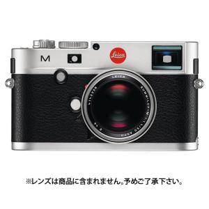 《新品》 Leica(ライカ) M(Typ240) シルバークローム[ デジタル一眼カメラ   デジタルカメラ ]【特価品/アウトレット】 ymapcamera
