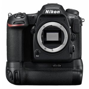 《新品》 Nikon (ニコン) D500 バッテリーグリップセット【サンクスグッズプレゼント応募対象】[ デジタル一眼レフカメラ ]|ymapcamera