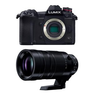 《新品》 Panasonic(パナソニック) LUMIX DC-G9 PRO+LEICA DG VARIO-ELMAR 100-400mm セット【GRAMAS Extra Glassプレゼント】|ymapcamera
