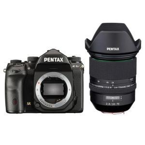 《新品》PENTAX(ペンタックス)K-1 Mark II + HD D FA 24-70mm F2.8 ED SDM WR セット 【液晶保護ガラスプレゼント】【¥20,000-キャッシュバック対象】|ymapcamera
