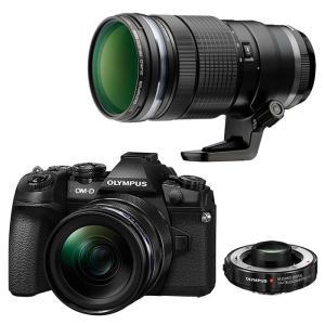 《新品》 OLYMPUS (オリンパス) OM-D E-M1 MarkII 12-40mm + 40-150mm F2.8 PROテレコンバ 【¥20,000-キャッシュバック対象】[マップカメラオリジナルセット]|ymapcamera