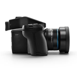 《新品》PHASE ONE (フェーズワン) XF IQ3 100MP+SK80mm F2.8 Blue Ring カメラシステム(72038) 〔メーカー取寄品〕|ymapcamera