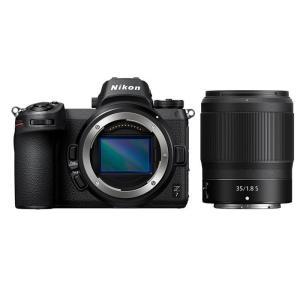 《新品》Nikon (ニコン) Z7 ボディ + NIKKOR Z 35mm F1.8 S セット ymapcamera