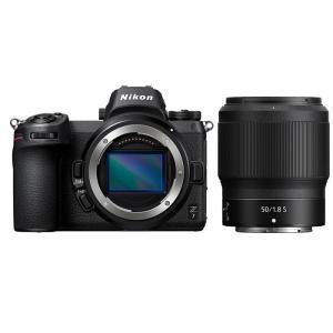 《新品》Nikon (ニコン) Z7 ボディ + NIKKOR Z 50mm F1.8 S セット【発売記念キャンペーン対象】【¥25,000-キャッシュバック対象】 ymapcamera