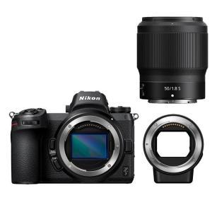 《新品》Nikon (ニコン) Z7 FTZマウントアダプターキット + NIKKOR Z 50mm F1.8 S セット【発売記念キャンペーン対象】【¥25,000-キャッシュバック対象】 ymapcamera
