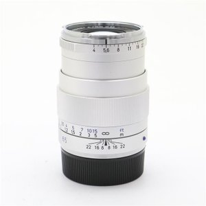 《良品》Carl Zeiss Tele-Tessar T*85mm F4 ZM|ymapcamera