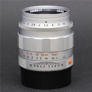 《良品》Leica ズミルックス M50mm F1.4 ASPH LHSA|ymapcamera