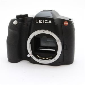 《良品》 Leica S2-P ブラック|ymapcamera